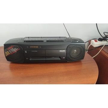 RADIOMAGNETOFON NA TASMY PHILIPS AW7391/01