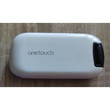 Alcatel One Touch 292 biały z klapką