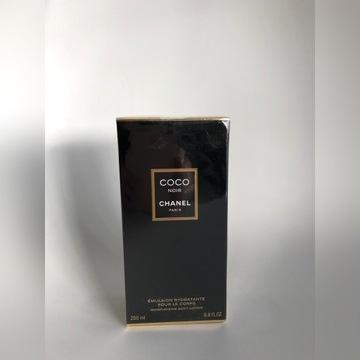 COCO CHANEL NOIR Body lotion 200 ml NOWE