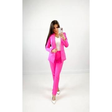 Garnitur spodnie plus marynarka roz s