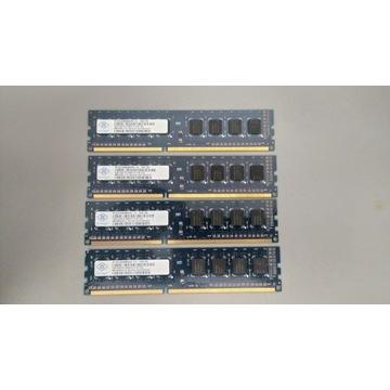 RAM DDR3 8gb 4*2gb 1333 BCM