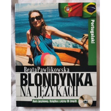 Pawlikowska Blondynka na językach Portugalski