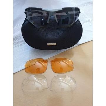 Okularu sportowe UVEX Witam sprzedam okulary UVEX