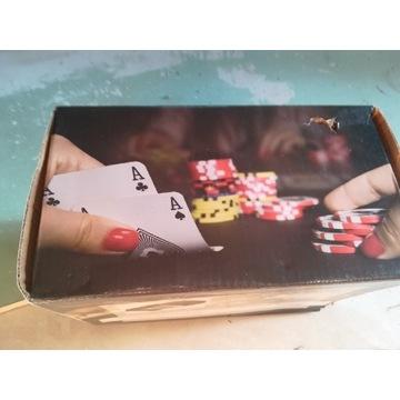 Tasowarka do kart