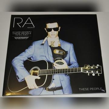 RICHARD ASHCROFT These People 2x LP Vinyl Limited