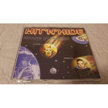 Hit'N'Hide - Space Invaders