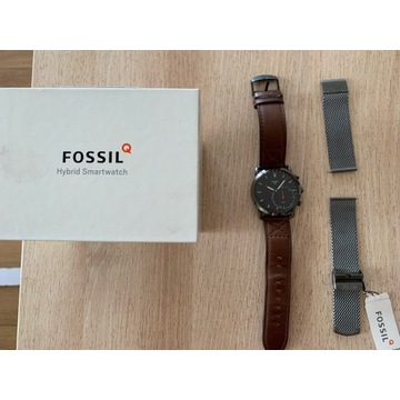 FOSSIL COMMUTER HYBRID SMARTWATCH - FTW1161 - GW
