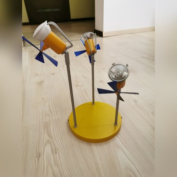 Lampa sufitowa dziecięca helikopterki