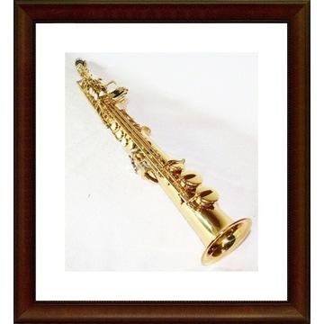 Saksofon sopranowy MPM prosty niemeicki M006