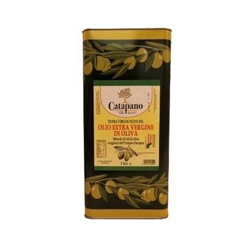 Oliwa z oliwek Extra Vergine z Włoch 5l. puszka