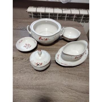 Villeroy & Boch zastawa stołowa antyki porcelana