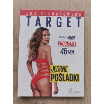 Chodakowska Target-jędrne pośladki, płaski brzuch