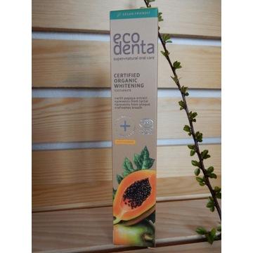 Pasta do zębów papaya Ecodenta