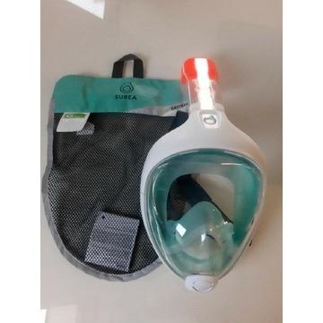 Maska do nurkowania snorkeeling SUBEA XS