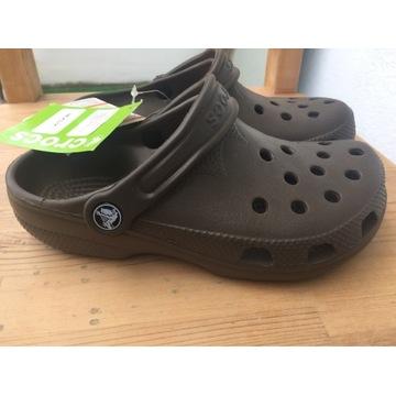 Crocsy dzieciece xs