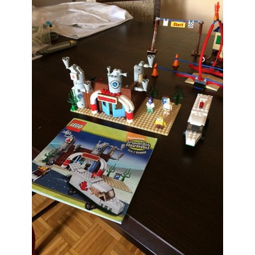 Lego Spongebob 3832 Szpital / unikat