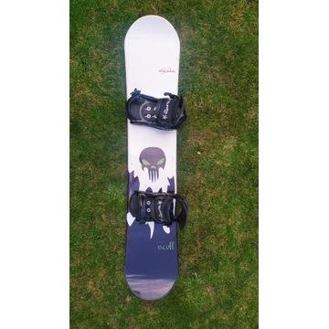Deska snowboardowa marki Screw Boards - Skull