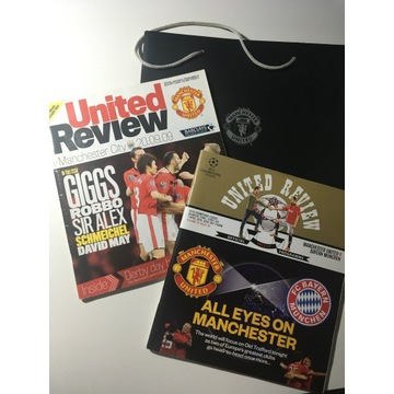Manchester United - programy