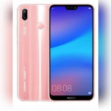 Huawei P20 LITE różowy JAK NOWY gwarancja!!!