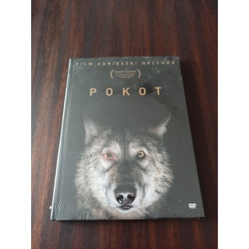 Nowy Folia Pokot Polski Film DVD Kino PL Tokarczuk