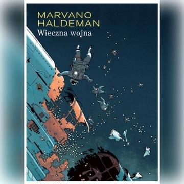 Joe Haldeman Marvano - Wieczna wojna