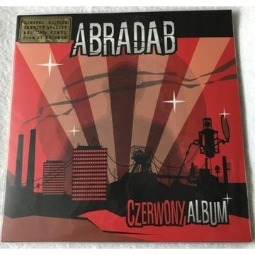 Abradab Czerwony album. Winyl limit! Nowy! Folia.