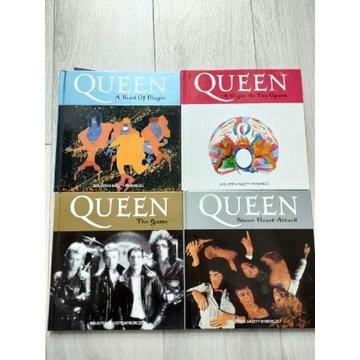 Queen zestaw komplet 24 płyty Fredie Merkury