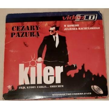 Kiler Machulski film Pazura VCD komedia polska