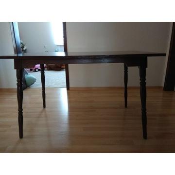 Stół patyczak PRL retro