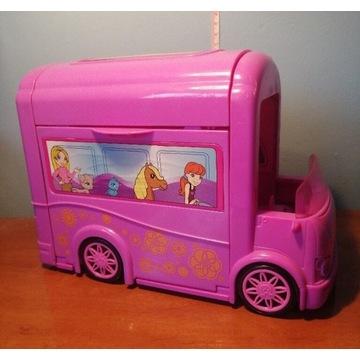 Samochód Camper Polly Pocket