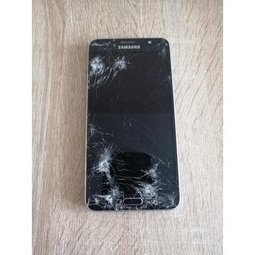 Samsung Galaxy j7 2016 J710 uszkodzony LCD