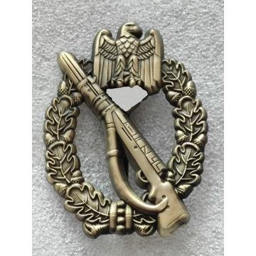 WW2 Niemiecka Odznaka szturmowa piechoty