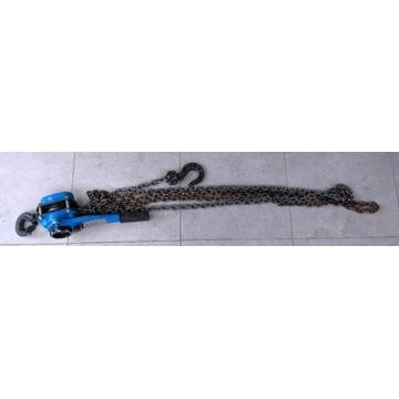 Wciągnik ręczny łańcuchowy z dźwignią  0,75 T
