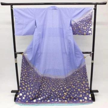 Kimono do tańca odori z Japonii