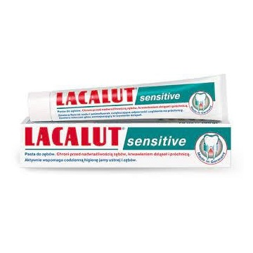 LACALUT Sensitive - pasta do zębów 75 ml.