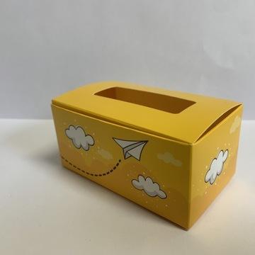 Pudełko kartonik na wizytówki Premium 100 szt