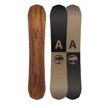 Używana deska snowboardowa Arbor Element 158 cm