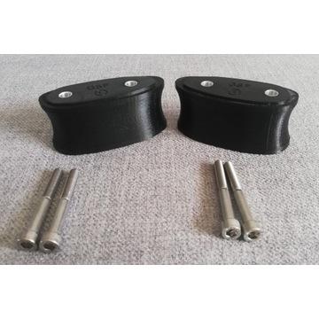 Dystanse 3,5 cm do lusterek Suzuki Bandit GSF GSXF