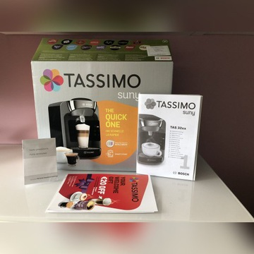 Ekspres Bosch Tassimo Suny TAS3202-czarny.