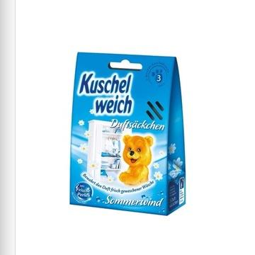 Kuschelweich saszetki zapachowe letni wiatr z De