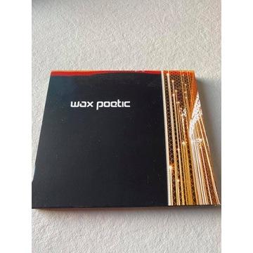 Wax Poetic CD