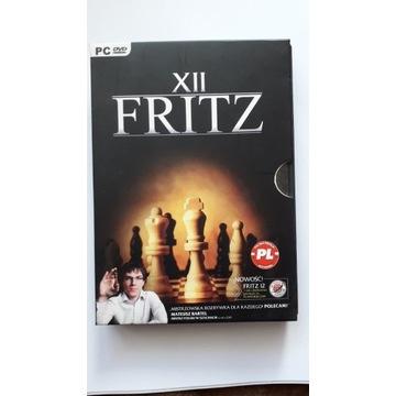 Fritz XII  PL szachy
