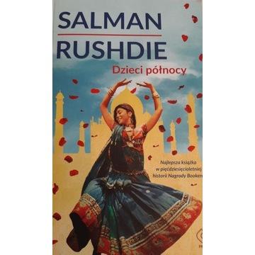 """Salman Rushdie """"Dzieci Północy"""""""