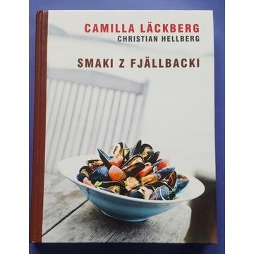 """C.Lackberg , C.Hellberg """" Smaki z Fjallbacki """""""