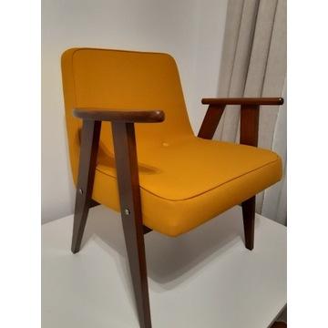ubranko, pokrowiec Chierowski 366 fotel PRL vintag