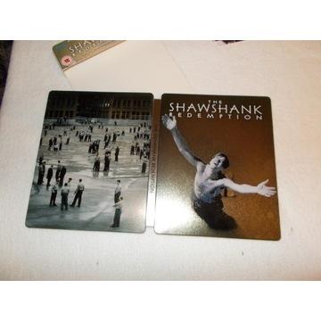 Blu Ray   Shawshank redeption  STEELBOOK
