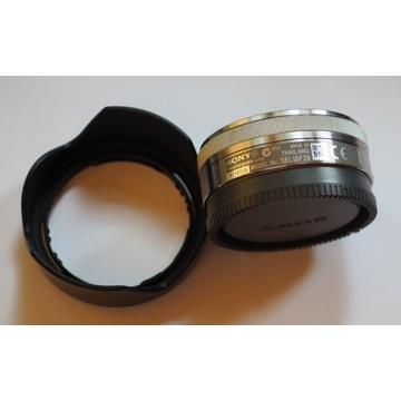Obiektyw Sony 16mm F/2.8 SEL16F28