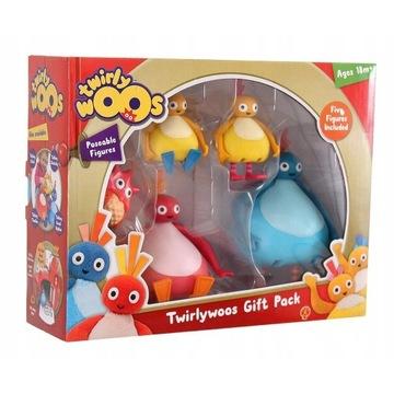 Figurki Kręciolki Twirlywoos Character Gift Pack