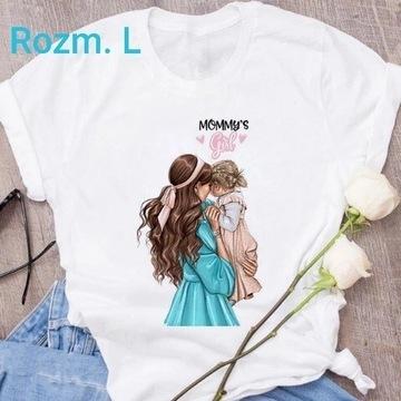 T-shirt damski - Dzień Matki