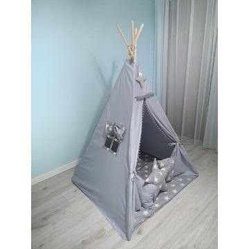 Namioty dla dzieci Tipi Wigwam 7w1